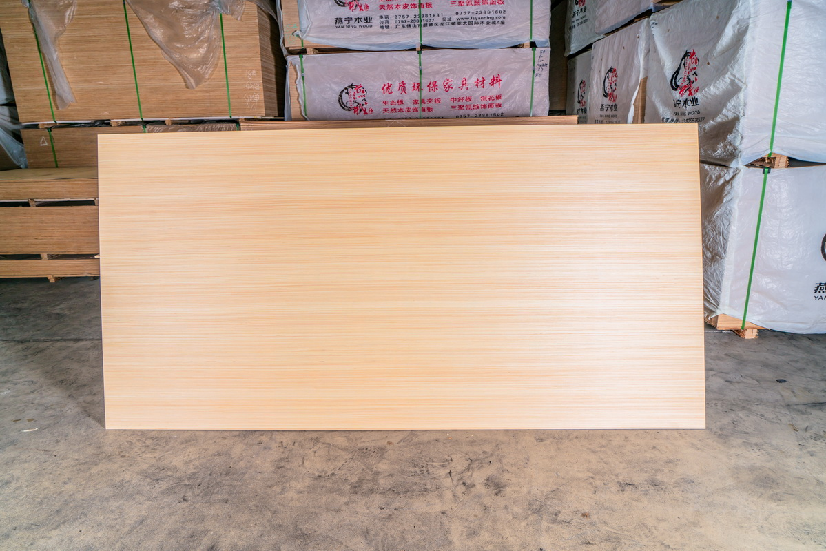 Triamine plywood